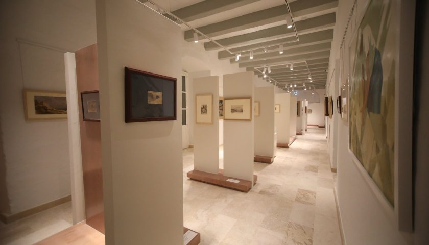 Muza art gallery valleta