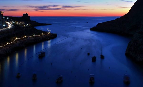 Awesome gozo sunset by Gina Vella