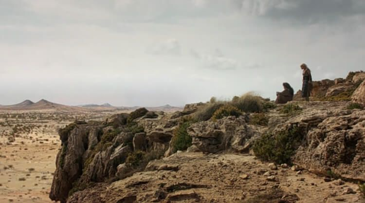 mtahleb cliffs scene in the game of thrones