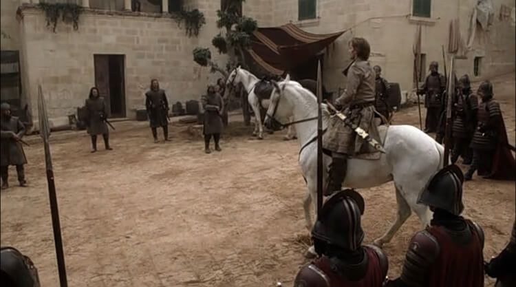 piazza mesquita as seen in the game of thrones