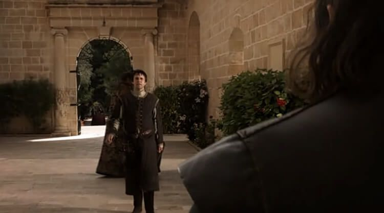 game of thrones scene in the san anton palace